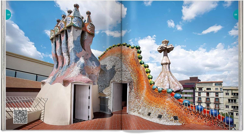 Livre de la casa batll barcelone oeuvre de gaud - Casa del libro barcelona passeig de gracia ...