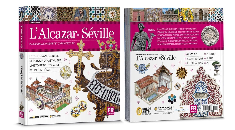 Livre De L Alcazar De Seville Edition Visuelle