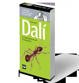 Flip book Salvador Dalí