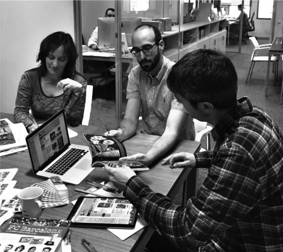 equipo de redaccion editorial dosde