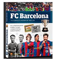 fc barcelona book